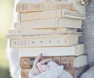 books, poems, and writing image