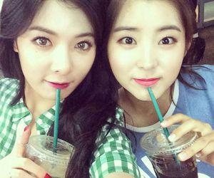 4minute, hyuna, and sohyun image