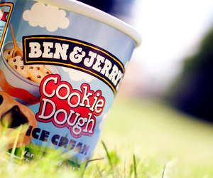 ice cream, food, and cookie image