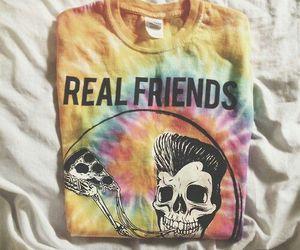 grunge, pizza, and shirt image