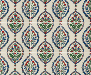 pattern, flowers, and nature image