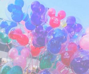 balloons, ariana grande, and disney image