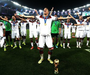 germany, german, and world cup 2014 image