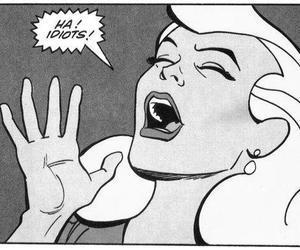 idiot, comic, and pop art image