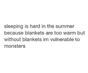 blanket, summer, and funny image