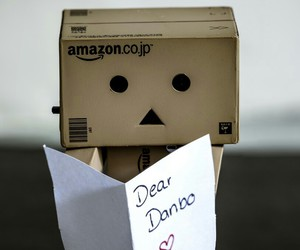 danbo and dear image