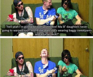 kellin quinn, sleeping with sirens, and jesse lawson image
