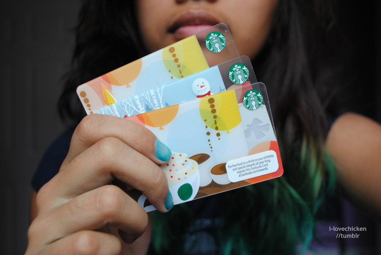 cards, quality, and starbucks image