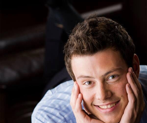 glee, cory, and finn image