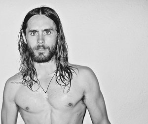 crazy, happy, and jared leto image