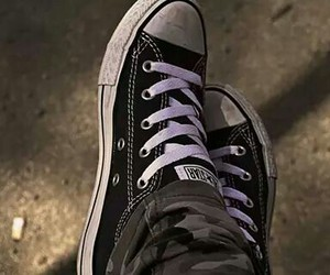 all star, convers, and converse image