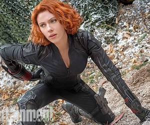 Avengers, natasha romanoff, and black widow image