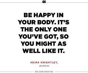 body, happy, and quote image