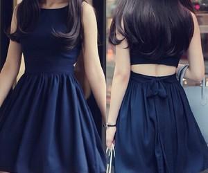beautiful, dress, and mode image