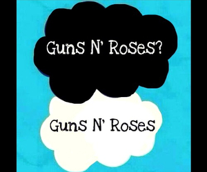 Guns N Roses, axl rose, and okay image