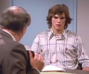 ashton kutcher, funny, and that 70s show image