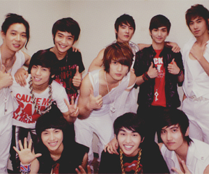 SHINee, dbsk, and Taemin image