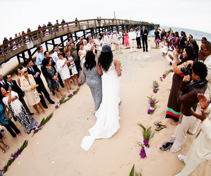 beach weddings image