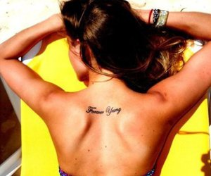 forever, tatttoo, and Forever Young image