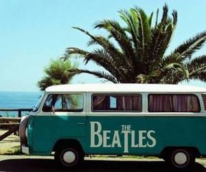 the beatles, beatles, and beach image