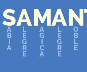 samantha and my name image