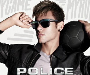 neymar, police, and football image