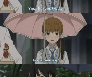 anime and tonari no kaibutsu-kun image