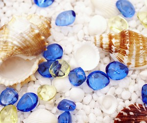 beauty, nature, and pearls image