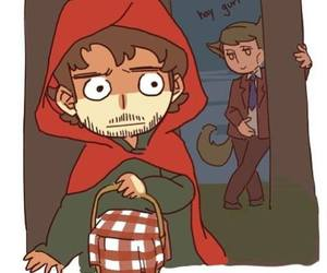 awesome, funny, and hannibal image