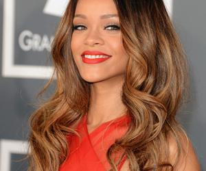rihanna, red, and perfect image