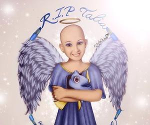 talia, angel, and cancer image