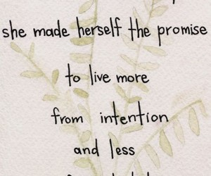 quotes, promise, and life image