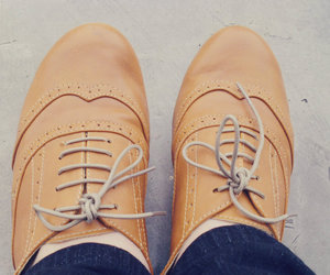 oxfords, style, and sweet image
