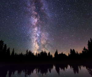 cool, galaxy, and milky way image