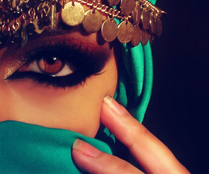 eyes, عربي, and arabic image
