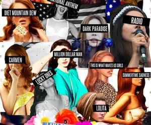 beauty, love lana del rey, and indie image