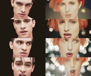 band, brendon urie, and crush image