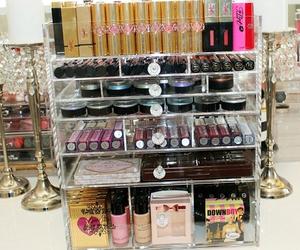 decor, makeup, and maquiagem image