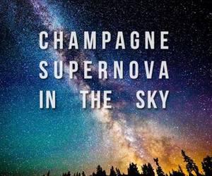 oasis and champagne supernova image