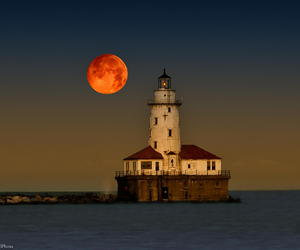 lighthouse and 500 px image