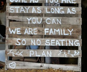 wedding pallet signs image