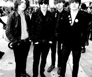 band, black, and boys image