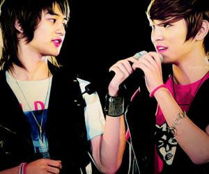 key, kibum, and Minho image