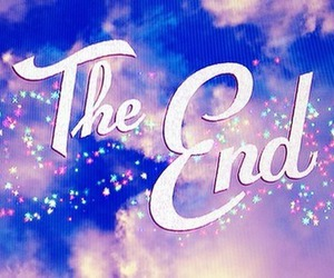 the end, sky, and fancy image