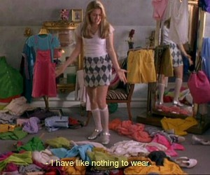 Clueless, wear, and grunge image