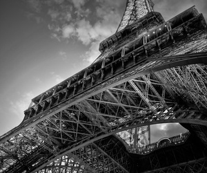 eiffel, paris, and photography image
