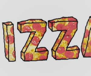 pizza, food, and header image
