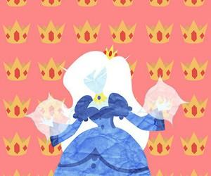 dibujos, tiara, and evil image