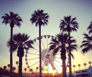 summer, sunset, and fun image