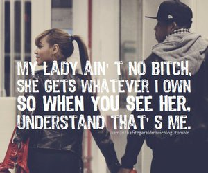 beyoncé, quote, and couple image